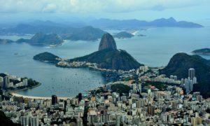 Rio de Janeiro z lotu ptaka