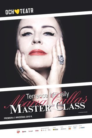 "Plakat ""Marii Callas"""