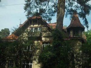 Konstancin Jeziorna Dom