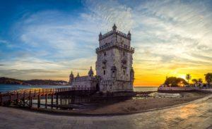 Lizbona, zamek