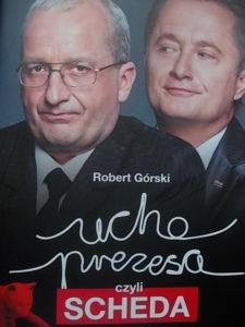 """Plakat """"Ucho Prezesa"""""""