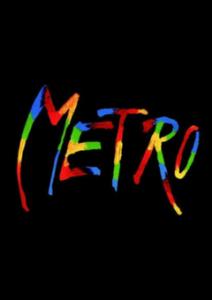 Metro plakat