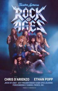 Rock of Ages, plakat