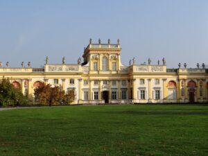 Palac w Wilanowie